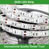 Гибкий водоустойчивый свет прокладки 5050 SMD СИД