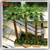 Garden Ornaments Decoration Fan Palm Plant Tree