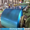 Enduit bobine en acier PPGI galvanisée/Galvalume pour le matériau de feuille ondulé