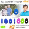 3G/WCDMA imprägniern GPS-persönlichen Verfolger mit Geo-Zaun EV-07W