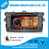 GPS A8 Chipset 3 지역 Pop 3G/WiFi Bt 20 Disc Playing를 가진 Toyota Corolla (2007-2013년)를 위한 인조 인간 Car Video