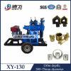 Mobiler hydraulischer Drehschlußteil eingehangene Vertiefungs-Ölplattform des Wasser-Xy-130