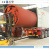 PlastikPyrolysis Plant Shipped durch 40hq Container