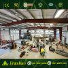 Construction en acier préfabriquée d'atelier de coût bas