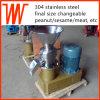 De Pinda van het roestvrij staal/de Machine van de Boterbereiding van de Sesam