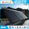 Colector solar de alta presión de la pipa de calor
