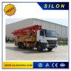 CE Approved 90m3 Truck Concrete Boom Pump Truck (HB48-B-C-D)