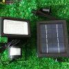 Indicatore luminoso di inondazione solare del giardino di alto potere nuovo LED dell'indicatore luminoso solare tutto in due