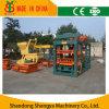 Automatischer hydraulischer konkreter Straßenbetoniermaschine-Ziegelstein-Produktionszweig der Vollziegel-Produktions-Line/Color