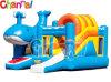 Castello gonfiabile del Bouncer dell'onda/ponticello gonfiabile B007 combinato