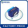 青いElm327 Bluetooth OBD2 V2.1 Elm327は出荷を解放する