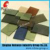 5mm de verre teinté vert foncé/couleur pour la construction de verre flotté