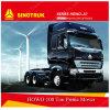 Konkurrierend Scania zum Berufstraktor-LKW des zubehör-380HP HOWO A7 6X4