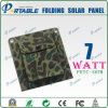 Portable 7W che piega il sacchetto solare del caricatore per il telefono mobile, MP3, MP4, macchina fotografica di Digitahi (PETC-S07B)