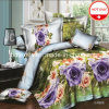 Polyester 100% Microfiber Printed Fabric für Bed Sheet