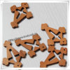 Frommes Style und Wood Material Wooden Cross (IO-cw006)