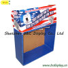 Pappe Hook Display, Paper Stand mit MDF, Hooks Display Stand (B&C-D052)