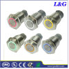 16mm Stainless Steel LED Pushbutton Switch