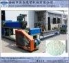Plastikflocken-Film-Beutel-aufbereitenund granulierende Maschine