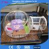 명확한 팽창식 돔 옥외 투명한 거품 천막 야영 천막 장비