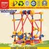 La nuova magia della costruzione di formazione ostruisce il giocattolo per i bambini