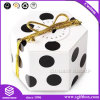 반점 패턴 선물 육각형 서류상 포장 상자 사치품 도매를 인쇄하는 관례