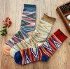 Ретро цветастый романный носок платья детей Patten конструкции