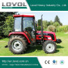 Trator da roda da exploração agrícola de Lovol 504