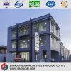 Construction préfabriquée modulaire d'hôtel de bâti en acier de longue vie en Europe