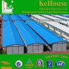 ヨーロッパのための証明書が付いている労働者のDomitories /Prefabの家のための軽い鉄骨構造のプレハブの建物の家