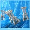 Forma de T impermeable de plástico PE Cubrezapatos repuestos para los dispensadores