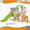 L'intérieur Panda en plastique et faites glisser pour les enfants de pivotement