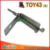 Слесарные работы прибора игрушка43 8PCS Lishi 2 в 1 автоматический сбор и декодер