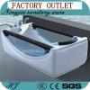 Baignoire acrylique de ventes directes d'usine de Foshan avec le jacuzzi (505)