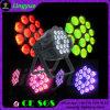 Ereignis MietRgbaw UVled NENNWERT Licht der Stadiums-Disco-18X18W