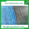 Крен изоляции пены фольги одеяла фольги голубой отражательной циновки стены термально