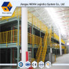 Estructura de acero de alta densidad de la plataforma con Garret