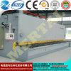 Машина горячей плиты гильотины механического инструмента CNC гидровлической режа/автомат для резки 16*10000mm листа
