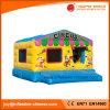 Aufblasbares Spielzeug-springender Schloss-Prahler des Zirkus-2017 (T1-612)