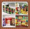 Drucken lamellierte Imbiss-Nahrungsmittelkunststoffgehäuse-Beutel anpassen