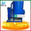 Energía del ahorro del medio ambiente usada máquina de reciclaje del aceite del neumático de la basura