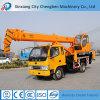 China usada construcción grúa del carro de 6 toneladas con los certificados del SGS del Ce