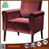 Sofà francese di /Dining della presidenza del sofà dell'ammortizzatore del tessuto di stile/sofà dell'hotel