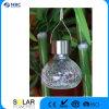 Sfera di vetro di Crackle solare del LED - indicatore luminoso del Sfera-Globo