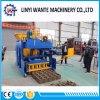 舗装するWt10-15ベストセラーの中国の移動可能なブロック機械を置く