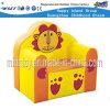 子供の家具のレオのタイプ椅子の革ソファー(HF-09803)