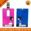 고속 신용 카드 USB3.0 펜 드라이브 (YT-3101-3.0)
