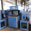 2200bph de semi Automatische Fles die van het Mineraalwater van het Huisdier Plastic Machine maken