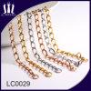 卸し売り鋼鉄宝石類の鎖のネックレス