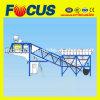 30cbm, 40cbm, 50cbm, 60cbm, de Mobiele Installatie van de Concrete Mixer 75cbm/H